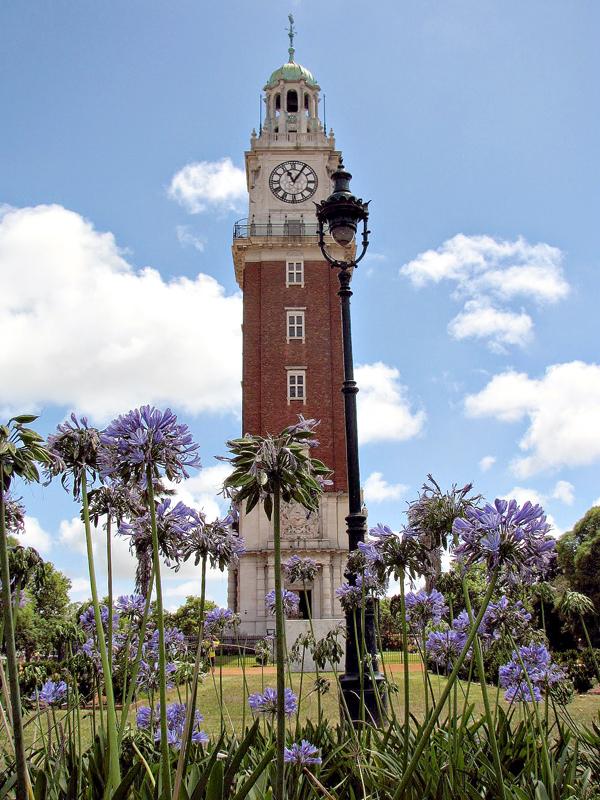 BUENOS AIRES: recoleta, palermo e villa crespo Torre Monumental, Torre de los ingleses