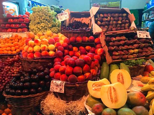 frutas encontradas em buenos aires
