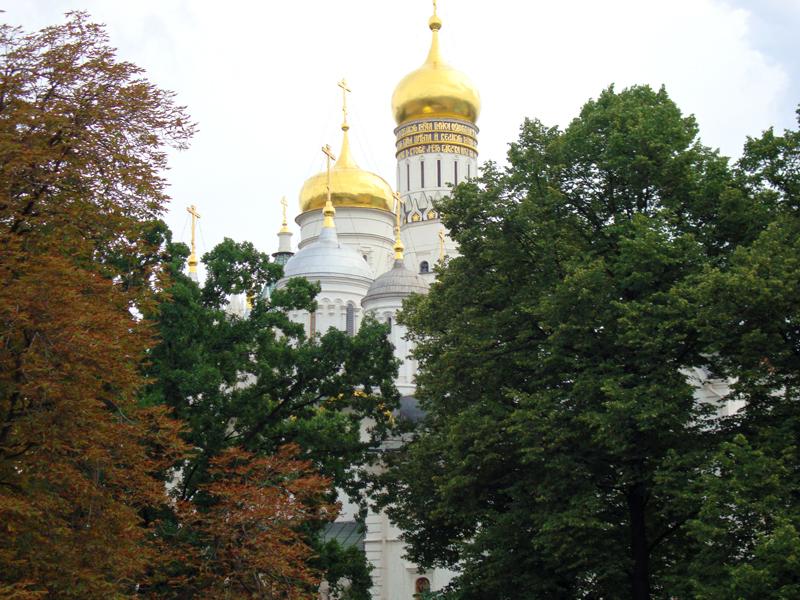 Viver em Moscou, Kremlin