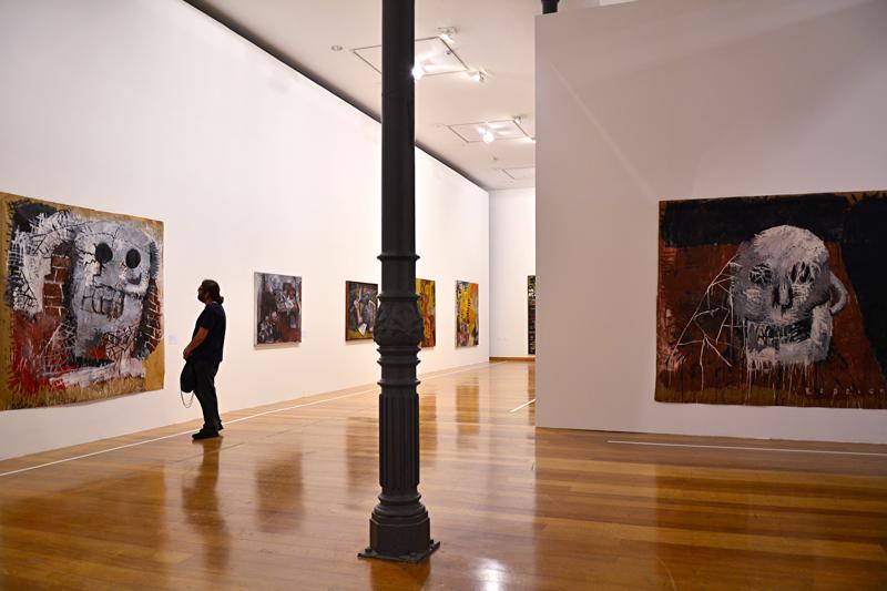 Conheça a Pinacoteca do Estado, São Paulo, Brasil, Estação Pina