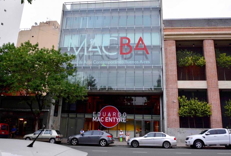 MACBA - Museo de Arte Contemporaneo de Buenos Aires na Argentina