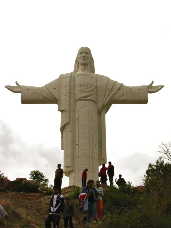Cristo de Cochabamba, Bolivia, America do Sul