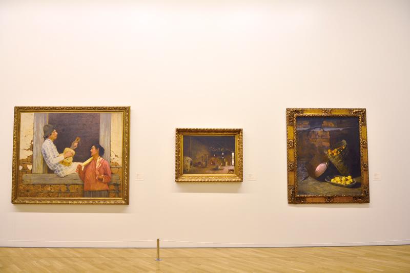 Conheça a Pinacoteca do Estado, São Paulo, Brasil, Almeida Junior