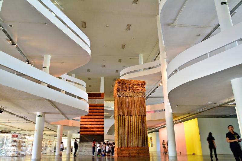 Bienal de Arte de São Paulo 2016 Incertezas Vivas