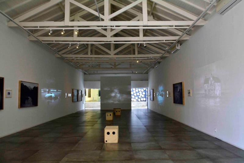galeria Galeria Bolsa de Arte na Vila Madalena em São Paulo