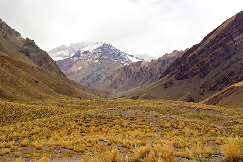 Aconcágua, Argentina, América do Sul
