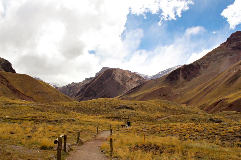Aconcágua, Argentina, América do Sul, trekking