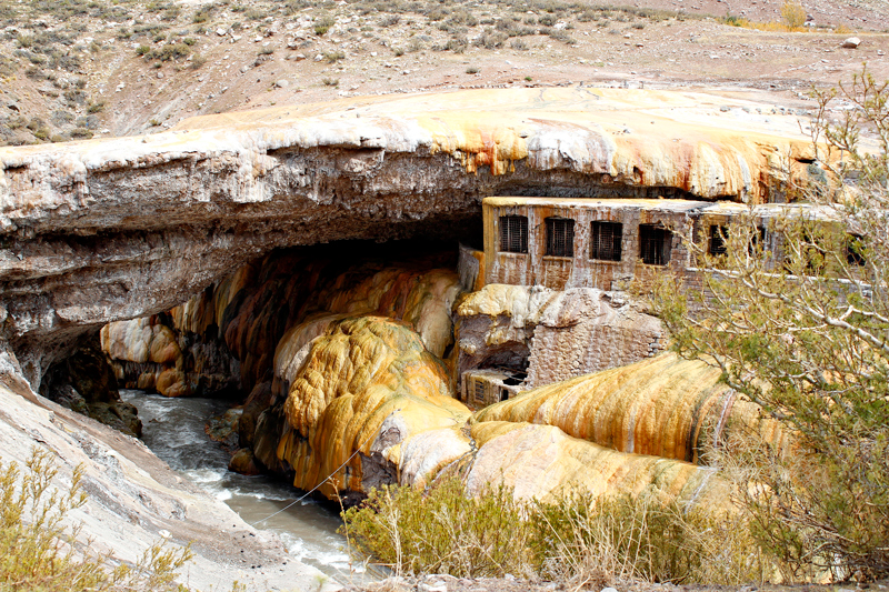 Argentina, América do Sul, Puente del Inca