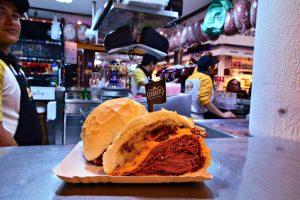 bar do mané, sanduíche de mortadela, mercadão de são paulo, mercadão. mercado da cantareira