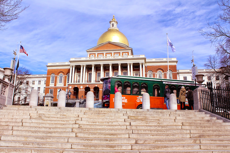Massachusettes State House, Boston, Massachusetts, Estados Unidos, turismo, América do Norte, dicas de viagem
