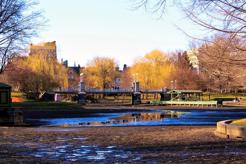 Boston Public Garden, Boston, Massachusetts, Estados Unidos, turismo, América do Norte, dicas de viagem
