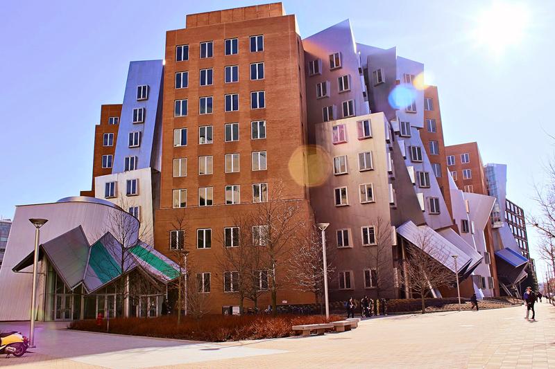 MIT, Frank Gehry, Boston, Massachusetts, Estados Unidos, turismo, América do Norte, dicas de viagem