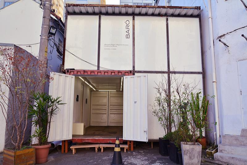 Galeria BAró, Baró, arte contemporânea, São Paulo, Brasil, Brazil, contemporary art