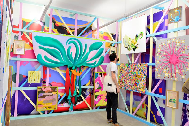 Casa Triângulo, arte contemporânea, São Paulo, Brasil, Brazil, contemporary art