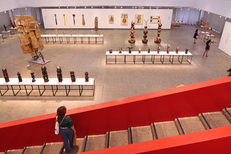 MASP, Histórias afro-atlânticas, arte contemporânea, São Paulo, Brasil, Brazil, contemporary art