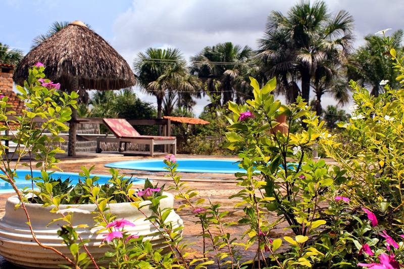 Hotel Encantes do Nordeste em Barreirinhas nos Lençóis Maranhenses