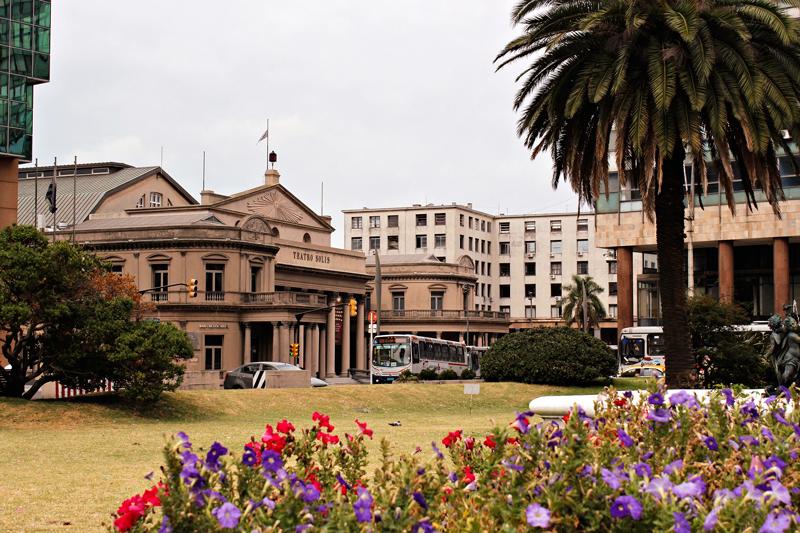 Teatro Solis de Montevideo