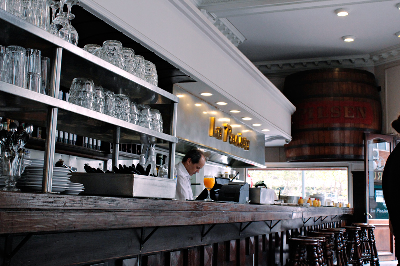 Padaria La Pasiva na Ciudad Vieja de Montevideo