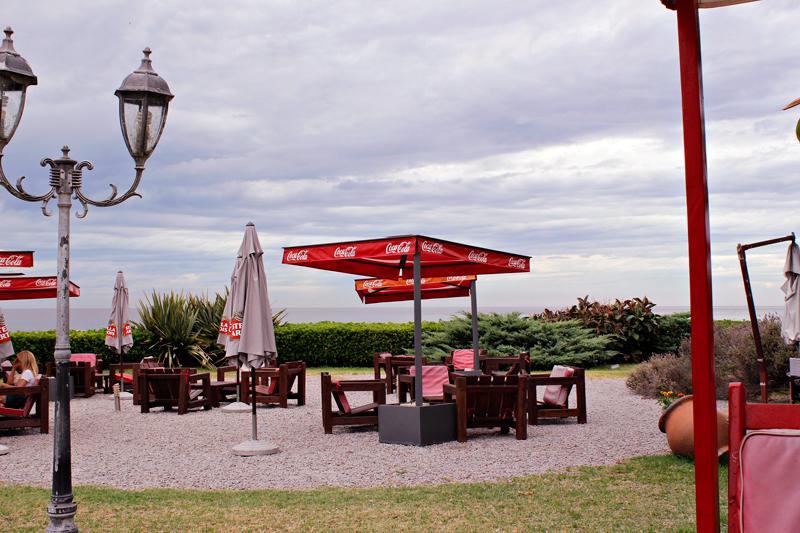 Restaurante em Rambla de Montevideo