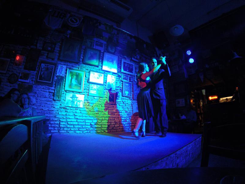 Tango em Montevideo