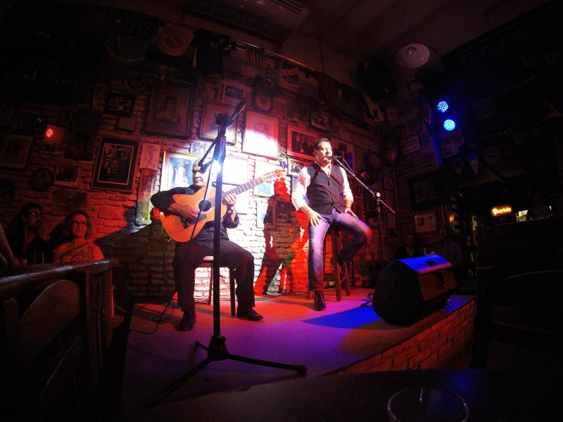 Show de música em Montevideo