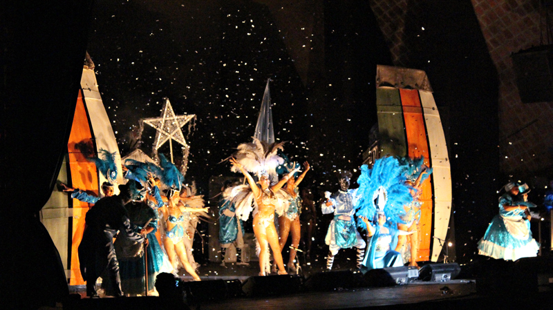 Carnaval em Montevideo