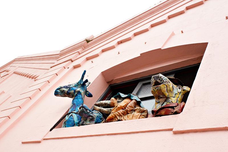 Museo del Carnaval em Montevideo