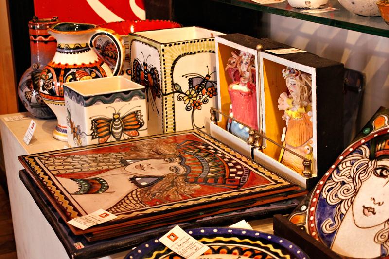 Galería Acatras del Mercado em Montevideo