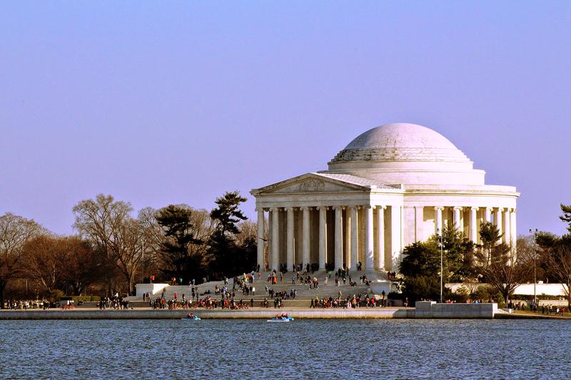 Monumento a Thomas Jefferson em Washington DC