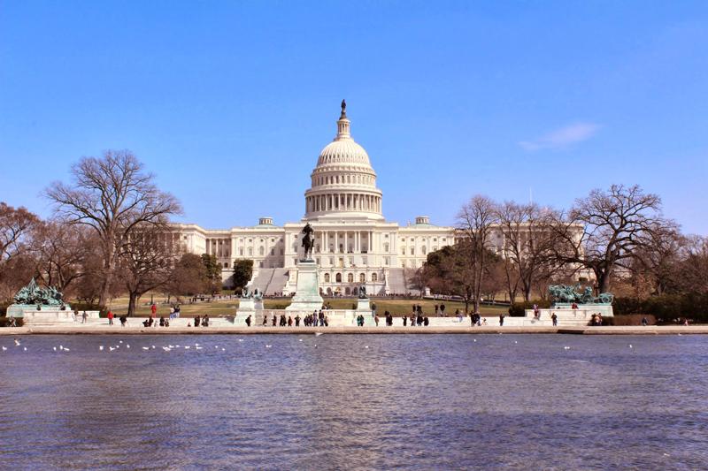 Capitol de Washington DC ou Capitólio