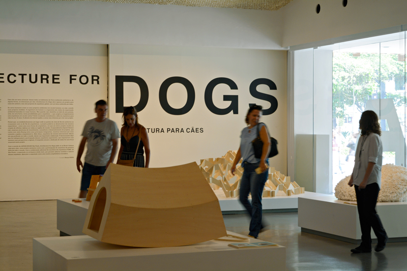 Architecture for Dogs a Japan House São Paulo