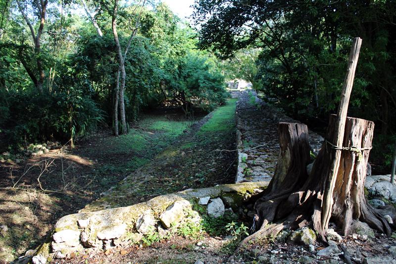 Estradas Brancas de Tulum no Mexico