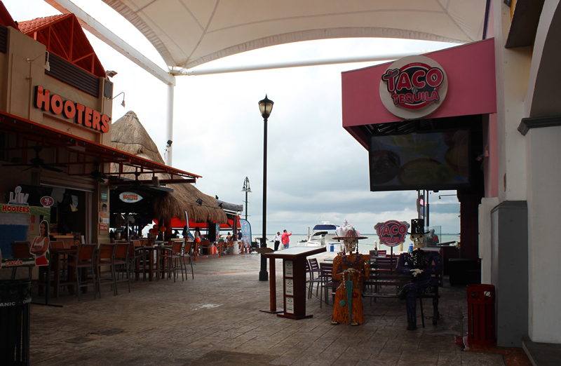 Plaza La Isla Cancun no Mexico