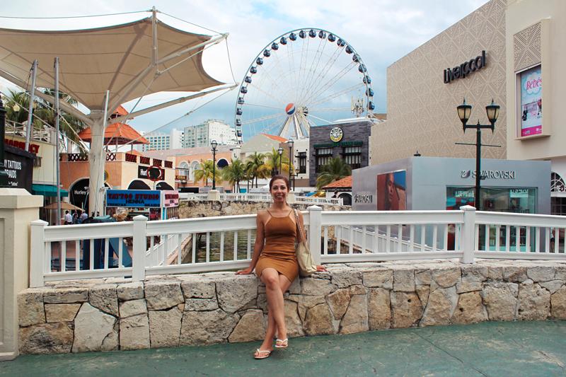 Plaza La Isla Cancun no Mexico dicas de viagem para a península de yucatán e riviera maya no méxico