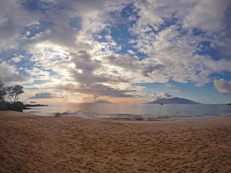 Maluaka Beach em Maui no Hawaii