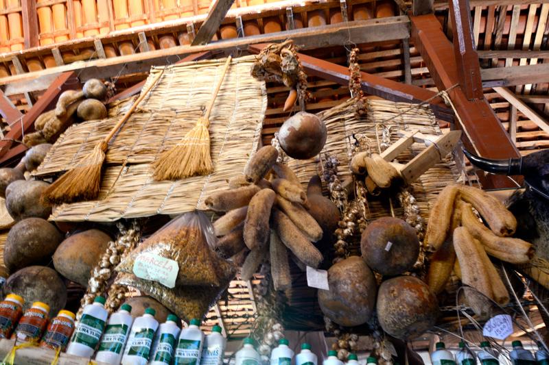 Mercado Municipal de final de semana em Cunha