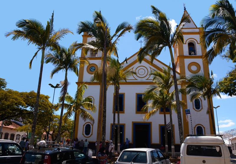 Paróquia Nossa Senhora da Conceição final de semana em Cunha