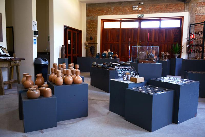 Casa do artesão final de semana em Cunha