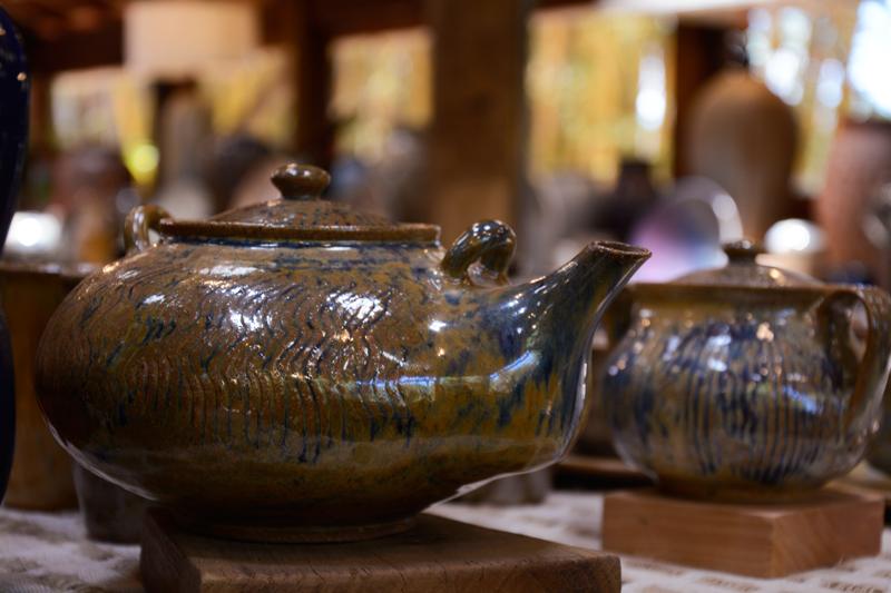 Cerâmica da Suenaga e Jardineiro final de semana em Cunha