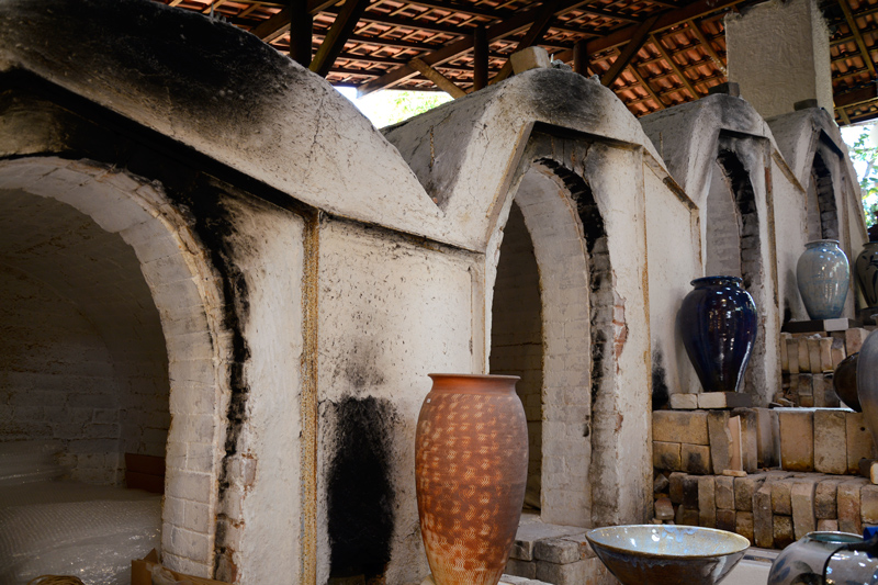 Os fornos da Suenaga e Jardineiro final de semana em Cunha