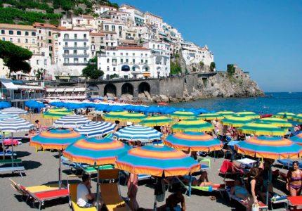 Amalfi, Costiera Amalfitana, Italia