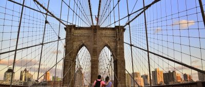 Brooklyn Bridge, Brooklyn, New York, NYC, USA, EUA
