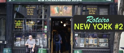 New York, Nova Iorque, roteiro de viagem, New York, NYC
