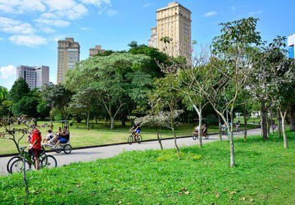 Parque Villa Lobos, São Paulo, Brasil