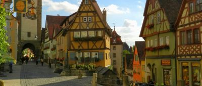 Rothenburg Ob Der Tauber, Alemanha, Germany, Deutschland