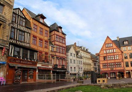 Rouen, Ruão, France, França, Normandie, Normandia