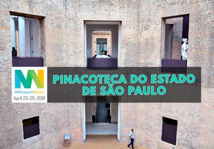 Conheça a Pinacoteca do Estado, São Paulo, Brasil