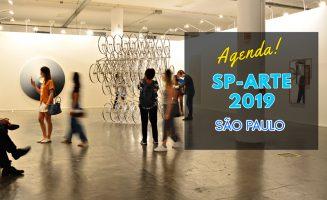 SP-Arte 2019, São Paulo, Brasil, arte, arte moderna, arte contemporânea