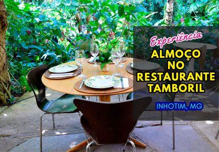 Restaurante Tamboril no Instituto Inhotim, Minas Gerais, Brasil