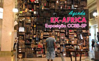 Exposição EX-AFRICA de Arte Contemporânea, CCBB, São Paulo, Brasil, América do Sul